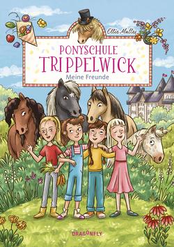 Ponyschule Trippelwick – Meine Freunde von Lauber,  Larisa, Mattes,  Ellie
