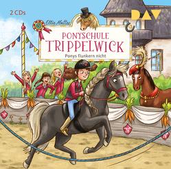 Ponyschule Trippelwick – Teil 4: Ponys flunkern nicht von Lauber,  Larisa, Mattes,  Ellie, Pietermann,  Gabrielle, Stiepani,  Sabine