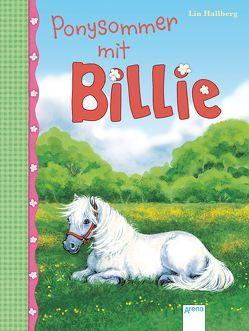 Ponysommer mit Billie (5) von Doerries,  Maike, Hallberg,  Lin, Nordqvist,  Margareta