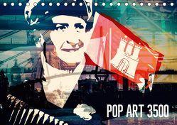 POP ART 3500 (Tischkalender 2019 DIN A5 quer) von Mühlbauer-Gardemin