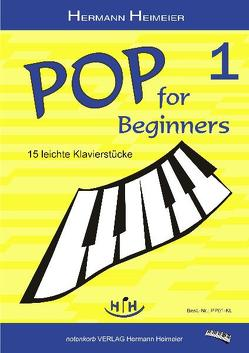 Pop for Beginners 1 von Heimeier,  Hermann