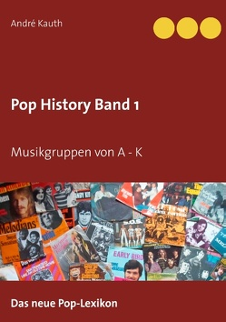 Pop History Band 1 von Kauth,  André