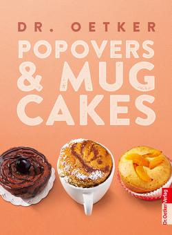 Pop Overs & Mug Cakes von Dr. Oetker