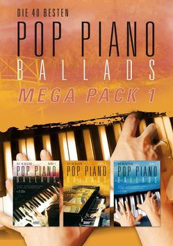 Pop Piano Ballads Mega Pack 1