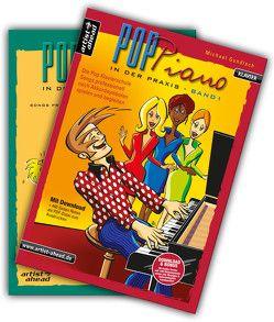 Pop-Piano in der Praxis – Band 1 & 2 – Set von Gundlach,  Michael