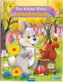 """Pop-Up-Buch """"Der kleine Hase hat großen Spaß"""""""