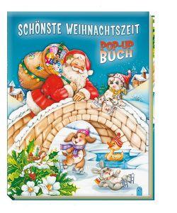 Pop-up-Buch Schönste Weihnachtszeit