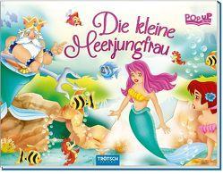 """Pop-up-Mini """"Die kleine Meerjungfrau"""""""