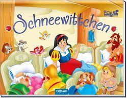 """Pop-up-Mini """"Schneewittchen"""""""