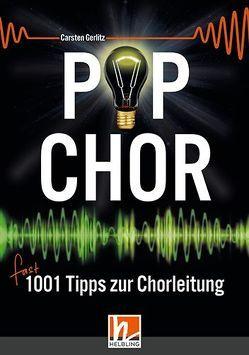 Popchor – fast 1001 Tipps zur Chorleitung – Buch von Gerlitz,  Carsten