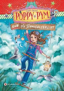 Poppy Pym und die Schmugglerbucht von Flegler,  Leena, Schoeffmann-Davidov,  Eva, Wood,  Laura