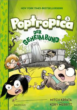 Poptropica – Der Geheimbund von Krpata,  Mitch, Merritt,  Kory