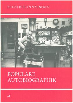Populare Autobiographik von Warneken,  Bernd J