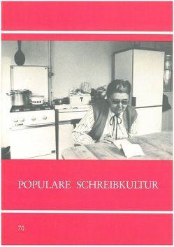 Populäre Schreibkultur