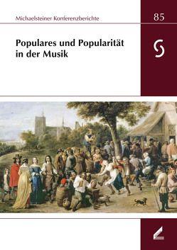 Populares und Popularität in der Musik von Omonsky,  Ute, Philipsen,  Christian