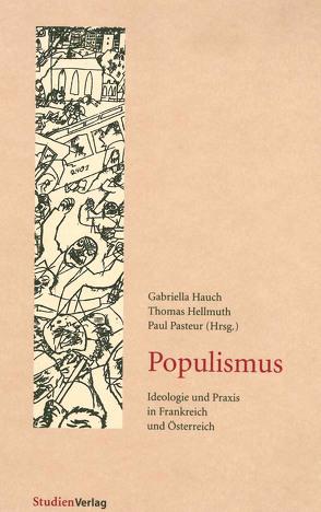 Populismus von Hauch,  Gabriella, Hellmuth,  Thomas, Pasteur,  Paul