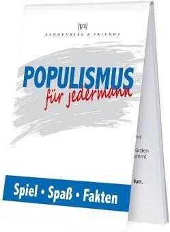 Populismus für jedermann