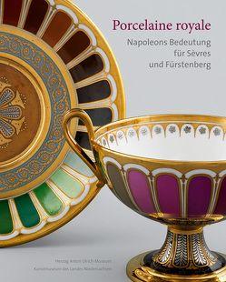 Porcelaine royale von Luckhardt,  Jochen, Minning,  Martina