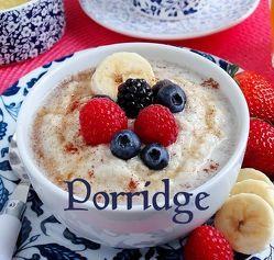 Porridge von Kratzl,  Monika