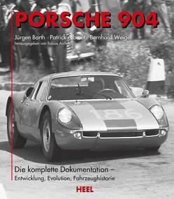 Porsche 904 von Albinet,  Patrick, Barth,  Jürgen, Weigel,  Bernhard