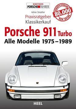 Porsche 911 (930) turbo (Baujahr 1975-1989) von Adrian Streather,  Adrian, Streather,  Adrian