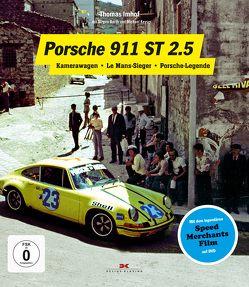 Porsche 911 ST 2.5 von Barth,  Jürgen, Imhof,  Thomas, Keyser,  Michael