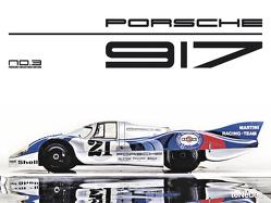 Porsche 917 von Frank M. Orel, teNeues Calendars & Stationery
