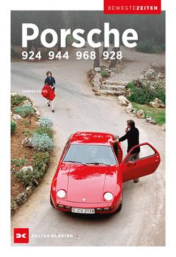 Porsche 924, 944, 968 und 928 von Fuths,  Thomas