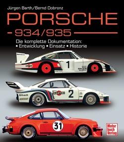 Porsche 934/935 von Barth,  Jürgen, Dobronz,  Bernd