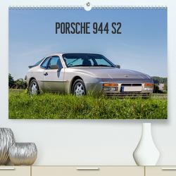 Porsche 944 S2 (Premium, hochwertiger DIN A2 Wandkalender 2020, Kunstdruck in Hochglanz) von Reiss,  Michael