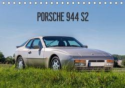 Porsche 944 S2 (Tischkalender 2018 DIN A5 quer) von Reiss,  Michael