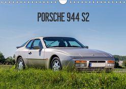 Porsche 944 S2 (Wandkalender 2018 DIN A4 quer) von Reiss,  Michael