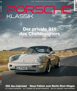 Porsche Klassik 02/2019 Nr. 16