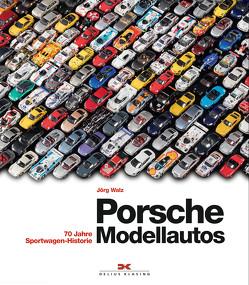 Porsche-Modellautos von Walz,  Jörg