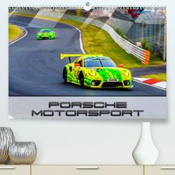 Porsche Motorsport (Premium, hochwertiger DIN A2 Wandkalender 2020, Kunstdruck in Hochglanz) von Stegemann / Phoenix Photodesign,  Dirk