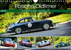 Porsche Oldtimer – EGGBERG KLASSIK – Der Berg ruft (Wandkalender 2018 DIN A4 quer) von Laue,  Ingo