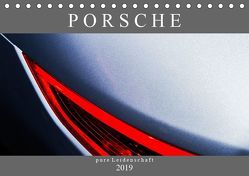 Porsche – pure Leidenschaft (Tischkalender 2019 DIN A5 quer) von Schürholz,  Peter
