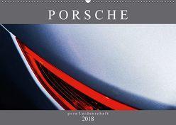 Porsche – pure Leidenschaft (Wandkalender 2018 DIN A2 quer) von Schürholz,  Peter