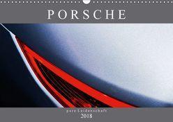Porsche – pure Leidenschaft (Wandkalender 2018 DIN A3 quer) von Schürholz,  Peter