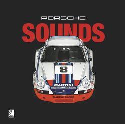 Porsche Sounds (Special Edition) von Landenberger,  Dieter