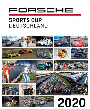 Porsche Sports Cup / Porsche Sports Cup Deutschland 2020 von Shkolnikov,  Eugen, Upietz,  Tim
