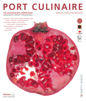 PORT CULINAIRE FORTY-EIGHT von Ana,  Ros, Bos,  Ralf, Dollase,  Jürgen, Kornmayer,  Evert, Ruhl,  Thomas, Wojtko,  Dr. Nikolai