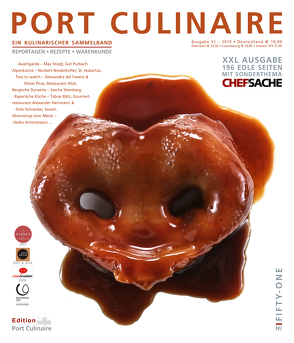 PORT CULINAIRE NO. FIFTY-One von Bos,  Ralf, Dollase,  Jürgen, Kornmayer,  Evert, Ruhl,  Thomas, Wojtko,  Dr. Nikolai
