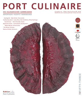 PORT CULINAIRE NO. FIFTY-THREE von Bos,  Ralf, Dollase,  Jürgen, Kornmayer,  Evert, Ruhl,  Thomas, Wojtko,  Dr. Nikolai