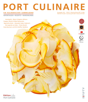 PORT CULINAIRE NO. FIFTY von Bos,  Ralf, Dollase,  Jürgen, Kornmayer,  Evert, Ruhl,  Thomas, Wojtko,  Dr. Nikolai