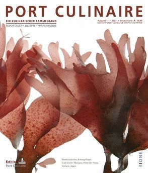 Port Culinaire One – Band No. 1 von Bos,  Ralf, Bühner,  Thomas, Haas,  Ulrich, Henkel,  Nils, Jabs,  Patrick, Kornmayer,  Evert, Niemeier,  Olaf, Otto,  Wolfgang, Poletto,  Cornelia, Ruhl,  Thomas