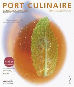 Port Culinaire Two – Band No. 2 von Bos,  Ralf, Bühner,  Thomas, Haas,  Ulrich, Henkel,  Nils, Jabs,  Patrick, Kornmayer,  Evert, Niemeier,  Olaf, Otto,  Wolfgang, Poletto,  Cornelia, Ruhl,  Thomas
