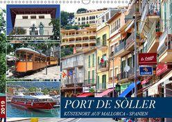 Port de Sóller – Küstenort auf Mallorca (Wandkalender 2019 DIN A3 quer) von Felix,  Holger