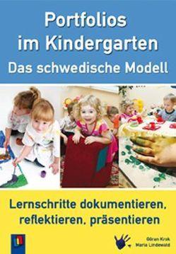 Portfolio im Kindergarten – das schwedische Modell von Krok,  Göran, Lindewald,  Maria