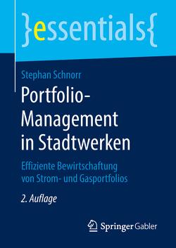 Portfolio-Management in Stadtwerken von Schnorr,  Stephan
